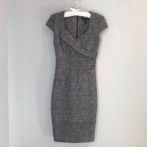 New! WHBM Stretch Pencil Dress Size 0
